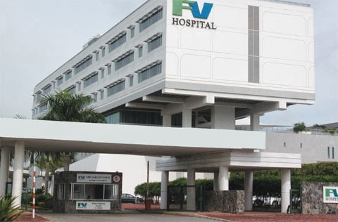 Hospitals in Ho Chi Minh City