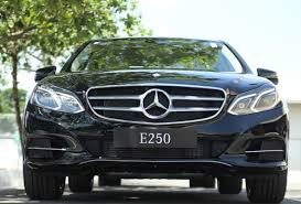 Mercedes E Class for rent in Ho Chi Minh City